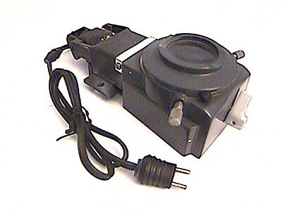 AO Microscope 10 Series Substage Illuminator With Bulb And Adjustable Iris