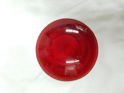 #1 Gamewell Fire Alarm Police Call Box Glass Lenses St Louis Pedestal Red