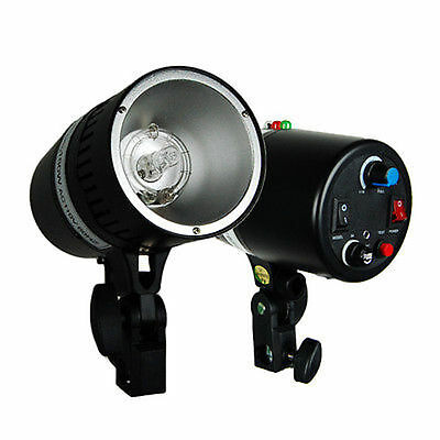 2 x 160W Photography Monolight Studio Strobe Flash Lighting Photo Light
