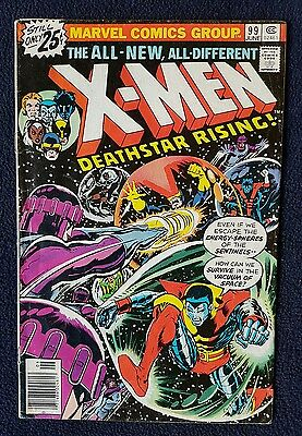 The X-Men #99 (Jun 1976, Marvel)