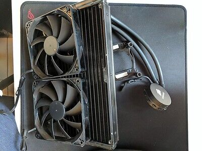 Corsair 280mm Radiator Intel Socket 1150