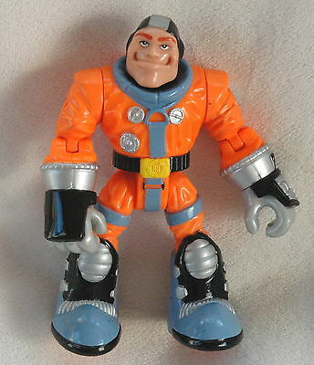 Fisher Price Rescue Heroes ROGER HOUSTON 2001 Action Figure