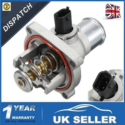 THERMOSTAT FOR Vauxhall ASTRA INSIGNIA MERIVA SIGNUM VECTRA ZAFIRA OPEL FIAT
