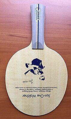 Donic Waldner JO Shape Limited Edition Table Tennis Blade (Made in Sweden) FL
