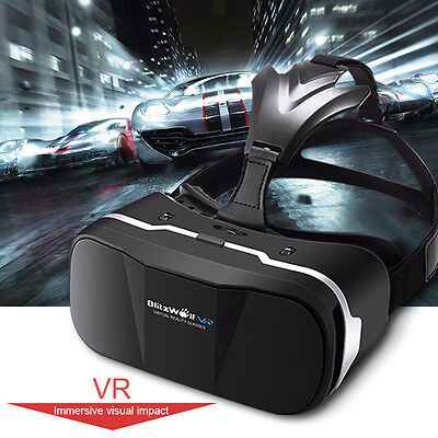 BlitzWolf BW-VR3 3D VR Glasses Virtual Reality Headset For iPhone Samsung UK