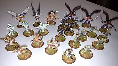 Heroscape Wave 6, Dawn of Darkness loose complete set!