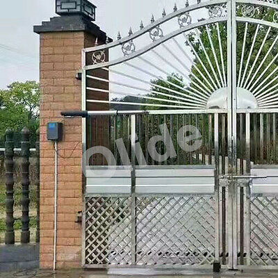 Electric Automatic Single/Dual Swing Gate Opener
