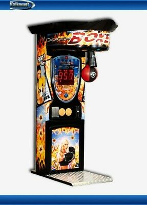 Boxing Machine Free On 50/50 Split In Your Venue