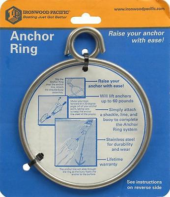 Ironwood Pacific Outdoors Anchor Ring - Affordable Solution For Anchor Retrieval