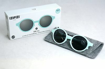 f95db1418f IZIPIZI   see concept sun baby  kids sky blue Sonnenbrille Kinder Sunglasses