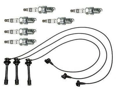 For Toyota Tacoma 95 97 2 4l 2 7l Wire Set Spark Plugs Ignition