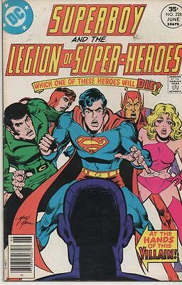 Superboy (Legion of Superheroes) #228 / 1977