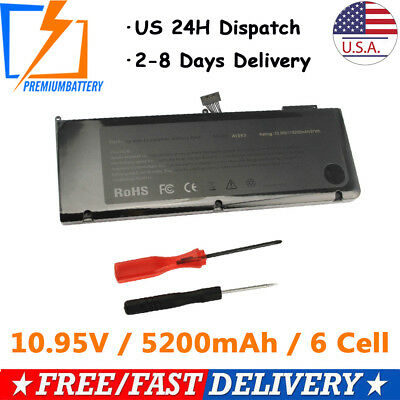 """Battery A1286 A1382 For Apple Macbook Pro 15"""" 2011 661-5844 020-7134-A 3ICP5/81/"""