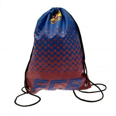 Official Licensed Football Product FC Barcelona Gym Bag FCB School / PE / Sports