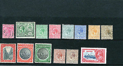 BAHAMAS, mainly KGV collection , mixed Mint /Used, values to 3/-