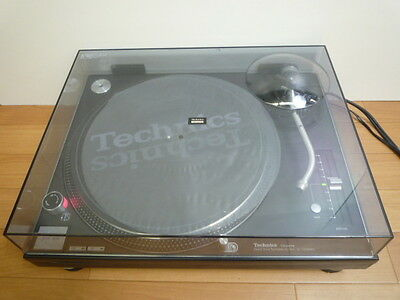 Technics SL-1200MK5 DJ Turntable in excellent condition from Japan
