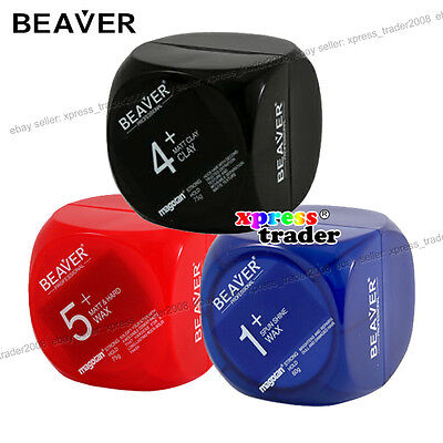 Beaver Professional Magotan Strong Hold Clay or Wax [Price for 1pc only]