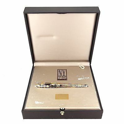 S.T. Dupont NY 5th Avenue Limited Edition Rollerball Pen - Edition of 1929