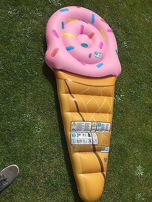 Inflatable Ice Cream Lilo