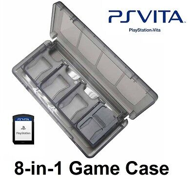 PS Vita 8-in-1 Game Case *BRAND NEW*