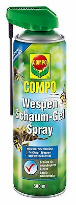 COMPO Wespen Schaum-Gel Spray 500ml (27,98€/1l)