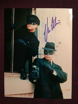 Van Williams The Green Hornet Autographed Signed Photo IP