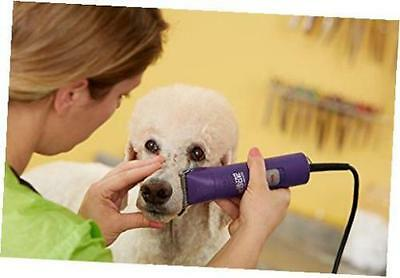 Andis Super 2 Speed Professional Pet Clipper - Purple - Dog Grooming Styling
