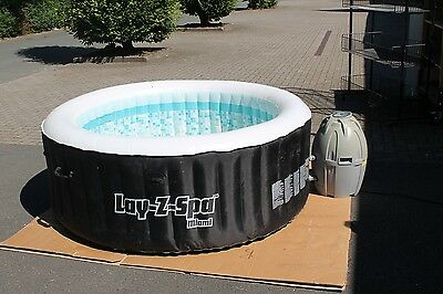 Bestway Lay-Z-Spa Miami Whirlpool 180x66cm Pool Schwimmbecken #XL-4555