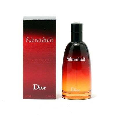 Christian Dior Dior Fahrenheit 100ml Eau de Toilette Spray NEU&OVP