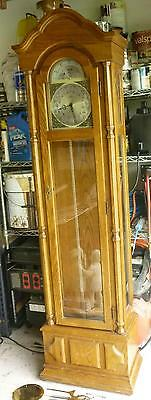 Ridgeway Grandfather Clock Model 211 AE  17F014