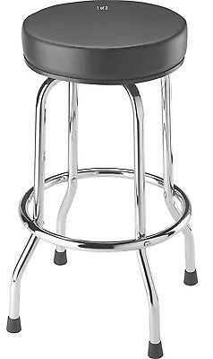 Torin TRP6185 Swivel Shop Stool Black