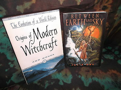Look! Bulk - Witch Craft/ Wiccan/ Pagan/ Esoteric/ Spiritual Book Lot - W06