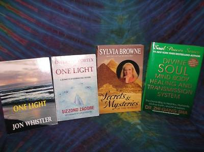 "Look!bulk Newage/ Esoteric/ Spiritual/ Metaphysical Booklot-""metaphysics"" Lot#58"