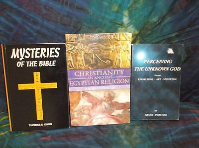 "Look!bulk New Age/ Esoteric/ Spiritual/ Metaphysical Book Lot-""mysticism"" Lot#22"