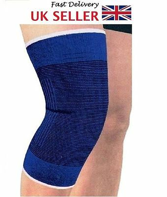 2 x Elastic Knee Support Strap Protection Sport Running Injury Sprain