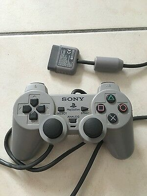 MANETTE analogique OFFICIELLE Sony PLAYSTATION 1 / PS1 / PS ONE (SCPH-1200)