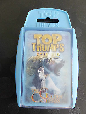 The Golden Compass Top Trumps Specials New Sealed
