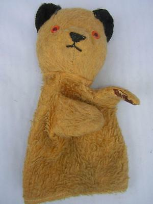 Vintage Chad Valley Sooty puppet Sweep Soo children's TV programme 1960s