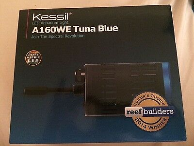 New kessil A160WE LED  Light - tuna blue cheapest + foc postage
