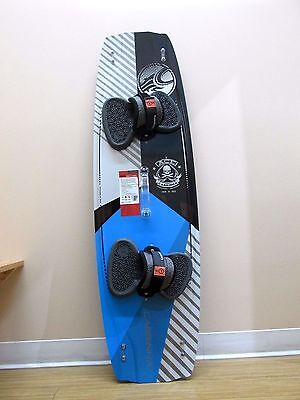 New 2016 Cabrinha ACE 135 x 40 kiteboard with H1 bindings kitesurfing package!