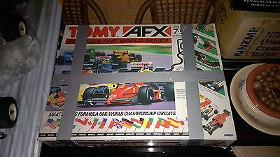 Tomy Afx Slot Car Set