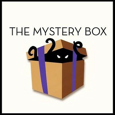 ** Clearance ** What's In The Mystery Box?