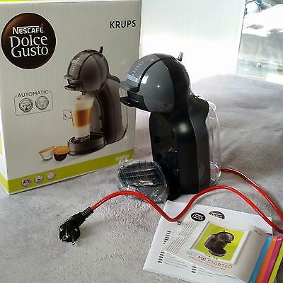 Dolce gusto krups mini me yy1500fd gris anthracite