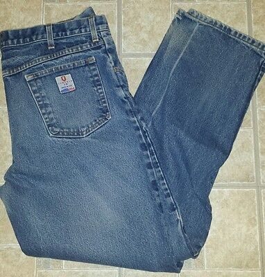 Tyndale FR 38X34 ARC 23.8 Fire Flame Resistant 38 34 work jeans mens HRC2 CAL 23