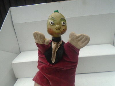 Vintage Hand Puppet Attic Find Maker Unknown