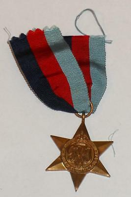 Full Size & Original Ww2 Medal - The 1939 - 1945 Star