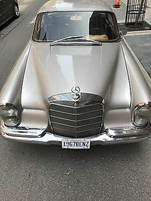 1967 Mercedes-Benz 200-Series  1967 Mercedes Benz 250SE Coupe. W111. Absolutely Stunning Classic!