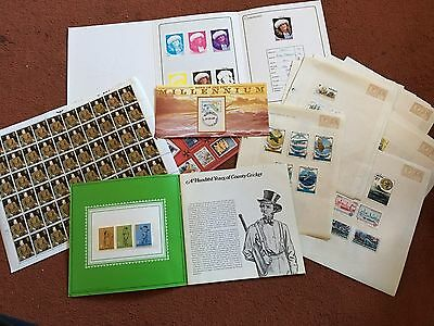 Joblot of Stamps  -See Discription