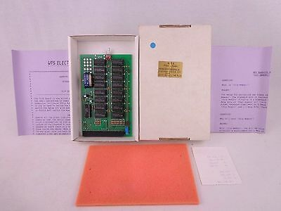 Vintage WTS Pro Ram Memory Module Upgrade 1MB Commodore Amiga 500 Retro Gaming