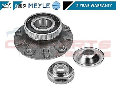 For Bmw 3 Series E36 E46 Front Wheel Bearing Hub Nut Kit Assembly Meyle Germany
